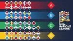 Лига наций УЕФА: известен состав лиг