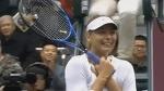 Мария Шарапова выиграла турнир в Тяньцзине 2017