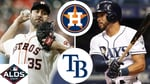 Houston Astros vs. Tampa Bay Rays Highlights   ALDS Game 4 (2019)