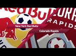 HIGHLIGHTS | New York Red Bulls vs. Colorado Rapids