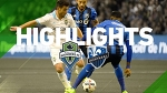Highlights: Seattle Sounders FC at Montreal Impact