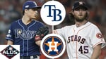Tampa Bay Rays vs. Houston Astros Highlights   ALDS Game 5 (2019)