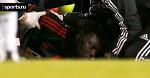 Французский форвард, который пугает всех обмороками прямо во время матчей