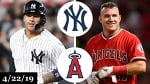 New York Yankees vs Los Angeles Angels Highlights | April 22, 2019