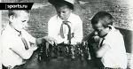 Черно-белые (и цветные) лики советского спорта - 152
