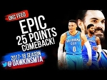 OKC Thunder EPiC 25 Pts COMEBACK in WCR1 Game 5 vs Utah Jazz - 45 For Westbrook! | FreeDawkins