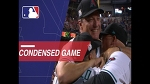 Condensed Game: NL WC 10/4/17
