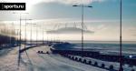 Стадион «Зенита» превратился в космический корабль. Вы это видели?