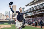 Twins announce they will retire Joe Mauer's number during...
