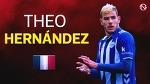 THEO HERNANDEZ | Skills & Assists | Alaves | 2016/2017 (HD)