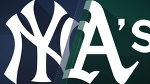 6/18/17: Pinder, Davis lead A's past Yankees, 4-3