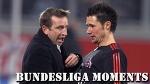 "Albert Streit vs. Norbert Meier - Schwalbe des Trainers nach ""Kopfstoß"" - Bundesliga Moments HD"