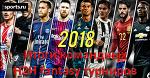 Командные H2H fantasy турниры. Итоги сезона 2017/18