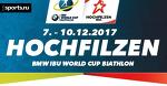 Расписание трансляций этапа Кубка мира в Хохфильцене