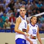Фотогалерея: Самая красивая волейболистка России