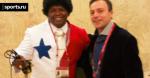 Панамский журналист, который раскачал жеребьевку ЧМ своим костюмом