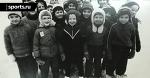 Черно-белые (и цветные) лики советского спорта - 119