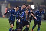 «Сассуоло» и «Аталанта» сделали «Интер» чемпионом Италии