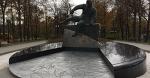 В Лужниках открыли памятник Валерию Харламову