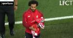 Мо Салах раздал шарфы, автографы и наделал селфи после матча с «Торино»