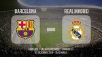 Barcelona vs Real Madrid   La Liga Santader   El Clasico   En Vivo 720p HD (Countdown Live Stream)
