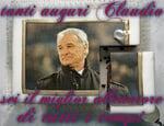 Tanti auguri Claudio Ranieri