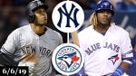 New York Yankees vs Toronto Blue Jays - Full Game Highlights | June 6, 2019 | 2019 MLB Season