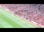 Manchester United fans sing Fuck Off Mourinho - Short memory - HD
