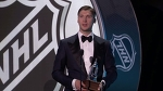 Blue Jackets' Bobrovsky wins the Vezina Trophy