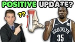 Kevin Durant Achilles Tear UPDATE! Does Tear Location Matter??