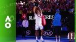 Roger Federer's lap of honour | Australian Open 2018