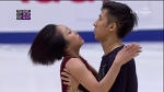 2017 Cup of China SUI & HAN SP CHN OC