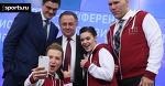 Кого не стоит благодарить за успехи спортсменов из России