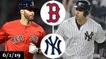 Boston Red Sox vs New York Yankees - Full Game Highlights | June 1, 2019 | 2019 MLB Season