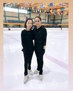 """Elizabet Tursynbaeva on Instagram: """"Просто красивое фото вам в ленту🙆🏻♀️🙆🏻♀️  #teamtutberidze"""""""