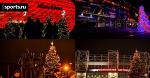 Рождественская атмосфера на стадионах Европы