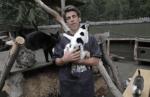 Мужчина создал питомник для бездомных кошек в память о погибшем сыне.