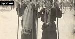 Черно-белые (и цветные) лики советского спорта - 88