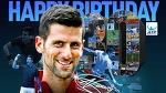 Happy 30th Birthday Novak Djokovic