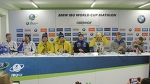 #OBE18 Men's Relay Press Conference