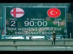 Фареры - Турция - 2:1 (11.04.2017)