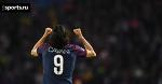 Кавани – 3-й футболист, забивший более 100 мячей в двух топ-лигах Европы
