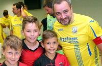 сборная Украины, ФФУ, Андрей Павелко, Олег Собуцкий