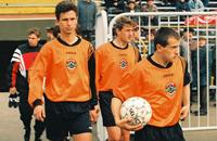 Нива Тернополь (до 2018), Шахтер, Нива Винница, Владимир Цыткин