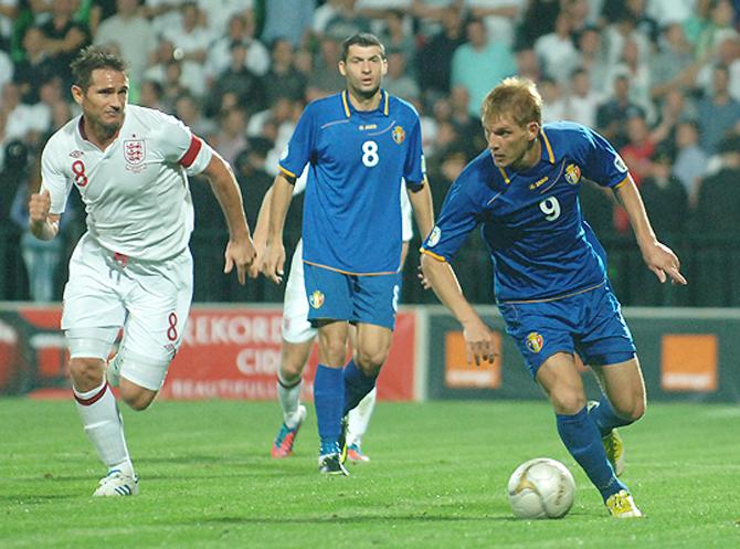 Карас-идеалист. 5 фактов, которые нужно знать о сборной Молдавии