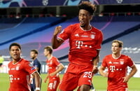 Бавария, результаты, ПСЖ, Лига чемпионов УЕФА