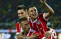 Суперкубок Германии, видео, Боруссия Дортмунд, Бавария