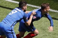 Сборная Франции по футболу, видео, сборная Ирландии по футболу, Евро-2016, Робби Брэйди