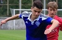 Ахмед Алибеков, Динамо Киев U-21, видео, первенство молодежных команд Украина, Черноморец Одесса U-21