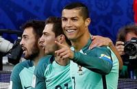 Криштиану Роналду, сборная Португалии, сборная России, видео, Кубок конфедераций